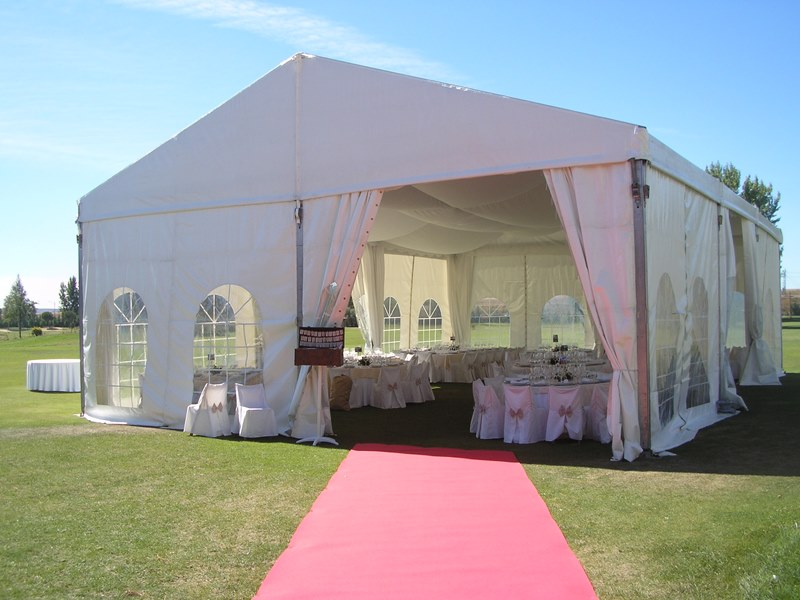 Tent Renting